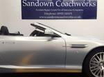 Approved Aston Martin Repairs